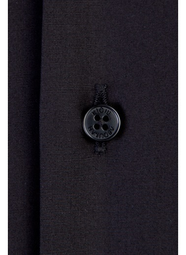 Abdullah Kiğılı Gömlek Siyah